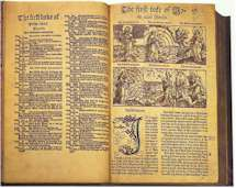 Coverdale Bible, 1535